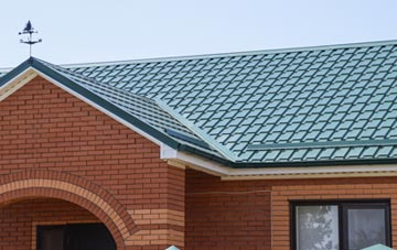 classic Tanshall metal roof design