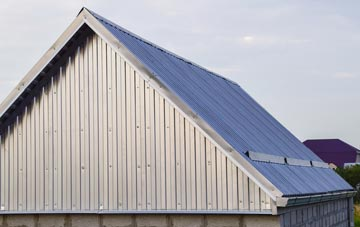 disadvantages of Tanshall corrugated roofing