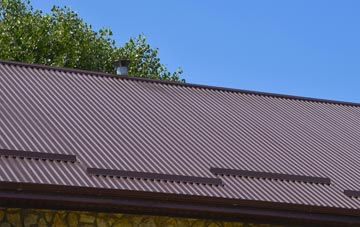 typical Tanshall corrugated roof uses