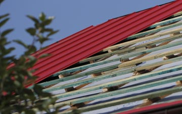 Tanshall corrugated roofing costs