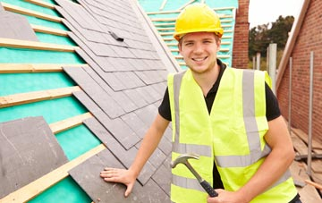 find trusted Tanshall roofers in Fife