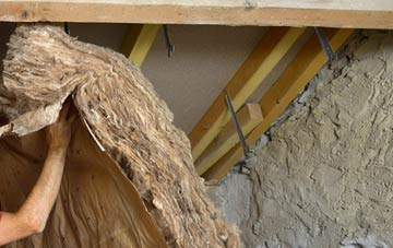 Tanshall pitched roof insulation costs