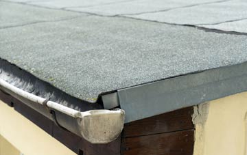 repair or replace Tanshall flat roofing?
