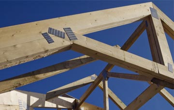 Tanshall roof trusses for new builds and additions